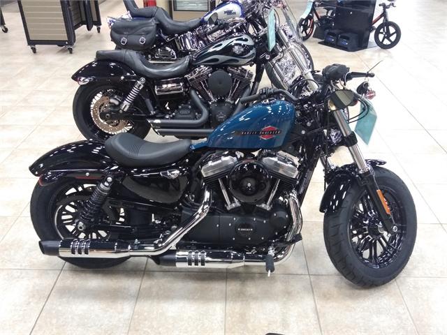 2021 Harley-Davidson Cruiser XL 1200X Forty-Eight at M & S Harley-Davidson