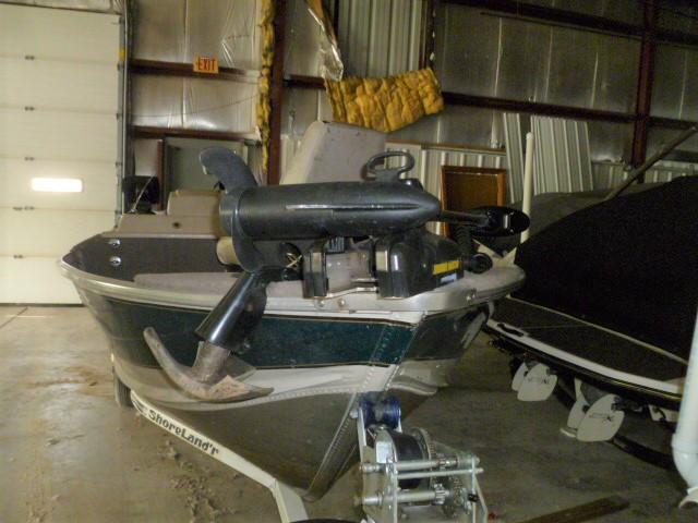 2002 SMOKERCRAFT 16 DLX at Pharo Marine, Waunakee, WI 53597