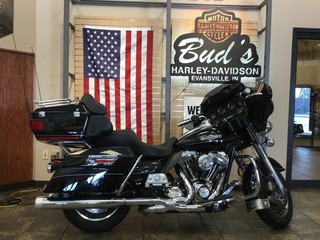 2012 Harley-Davidson Electra Glide Ultra Limited at Bud's Harley-Davidson
