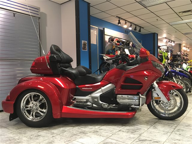 2016 Honda Gold Wing Audio Comfort Navi XM at Champion Motorsports, Roswell, NM 88201
