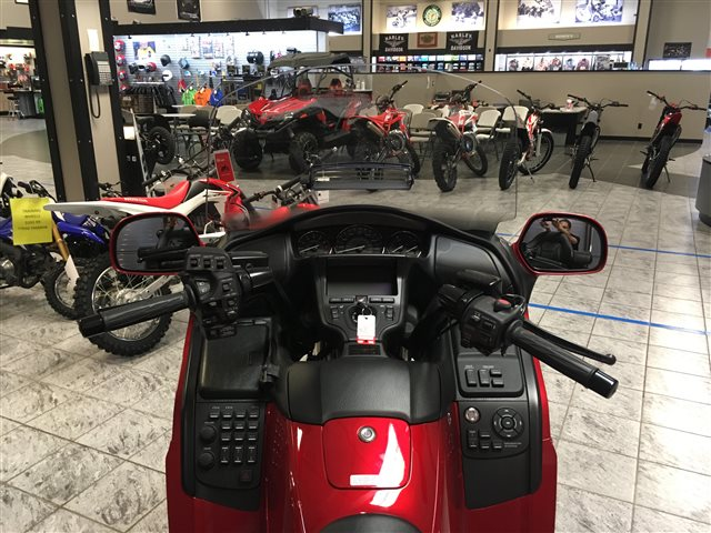 2016 Honda Gold Wing Audio Comfort Navi XM at Champion Motorsports, Roswell, NM 88201