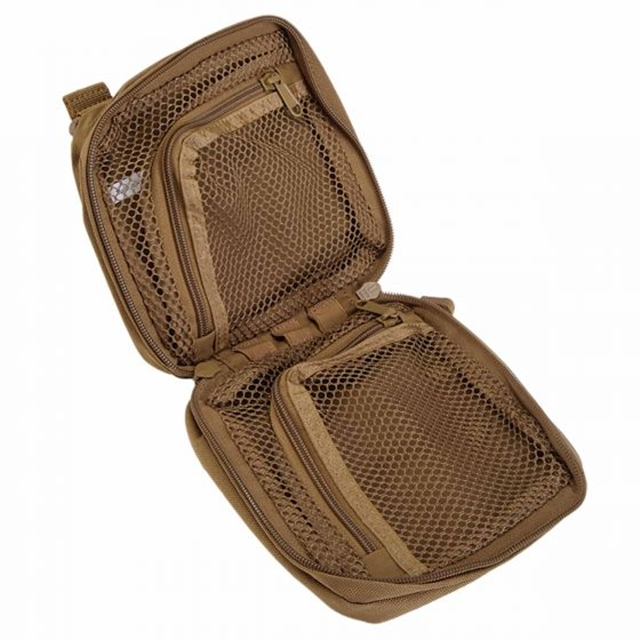 2019 5.11 Tactical 6 x 6 Med Pouch Sandstone at Harsh Outdoors, Eaton, CO 80615