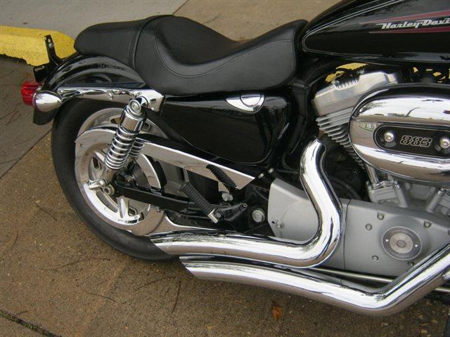 2009 Harley-Davidson XL883C - 883 Custom at Brenny's Motorcycle Clinic, Bettendorf, IA 52722