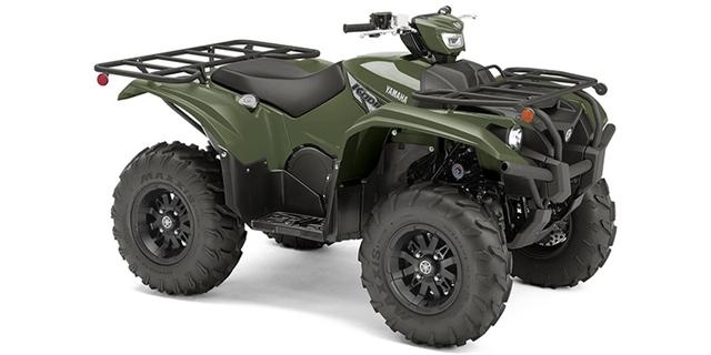 2020 Yamaha Kodiak 700 EPS at Wild West Motoplex