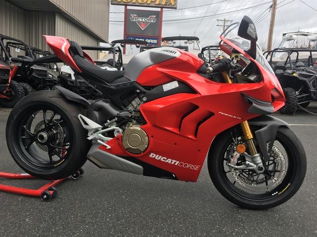 2020 Ducati Panigale V4 R at Lynnwood Motoplex, Lynnwood, WA 98037