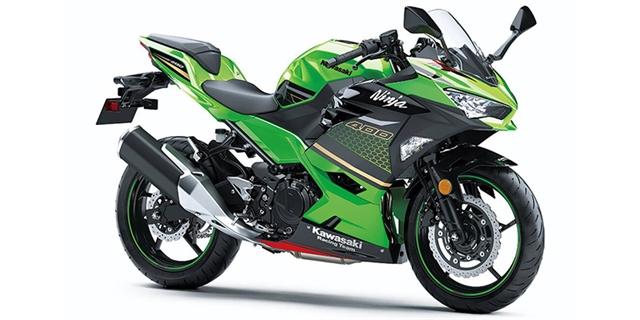 2020 Kawasaki Ninja 400 ABS KRT Edition at Hebeler Sales & Service, Lockport, NY 14094