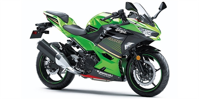 2020 Kawasaki Ninja 400 ABS KRT Edition at Hebeler Sales & Service, Lockport, NY 14094