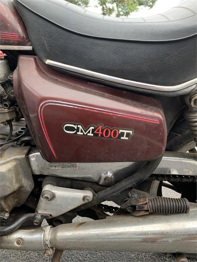 1980 Honda CM400 at Powersports St. Augustine