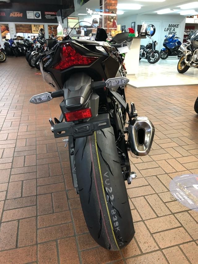 2021 Kawasaki Ninja ZX-10R Base at Wild West Motoplex