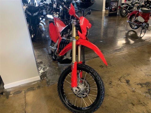 2021 Honda CRF450RL 450RL at Powersports St. Augustine