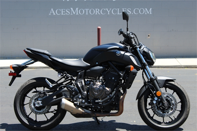 2020 Yamaha MT 07 at Aces Motorcycles - Fort Collins