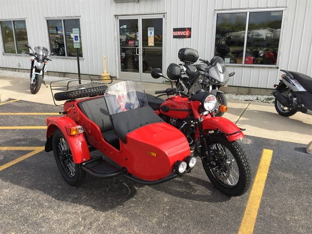 2020 URAL GEAR UP 750 at Randy's Cycle, Marengo, IL 60152