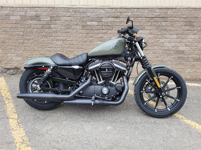 2021 Harley-Davidson Street XL 883N Iron 883 at RG's Almost Heaven Harley-Davidson, Nutter Fort, WV 26301