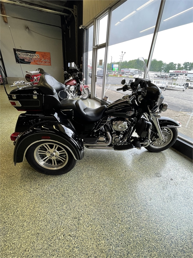 2013 Harley-Davidson Trike Tri Glide Ultra Classic at Thornton's Motorcycle Sales, Madison, IN