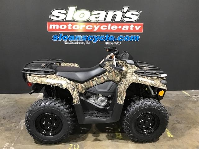 2020 Can-Am Outlander DPS 450 at Sloans Motorcycle ATV, Murfreesboro, TN, 37129