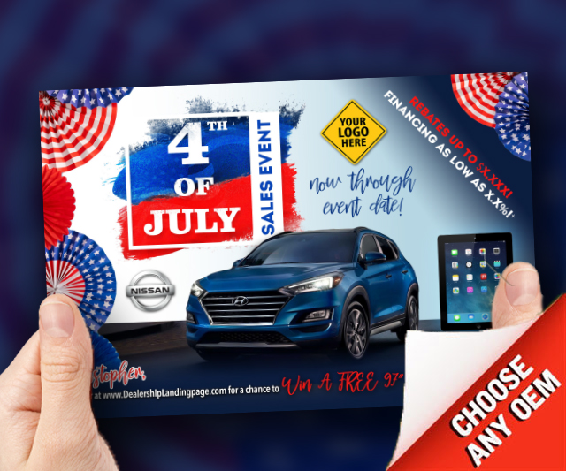 2019 Summer 4th Of July Automotive at PSM Marketing - Peachtree City, GA 30269