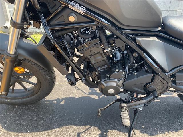 2021 Honda Rebel 300 Base at Powersports St. Augustine