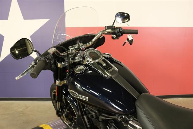 2019 Harley-Davidson Softail Sport Glide at Texas Harley