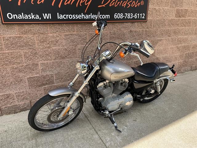 2007 Harley-Davidson Sportster 883 Custom at La Crosse Area Harley-Davidson, Onalaska, WI 54650