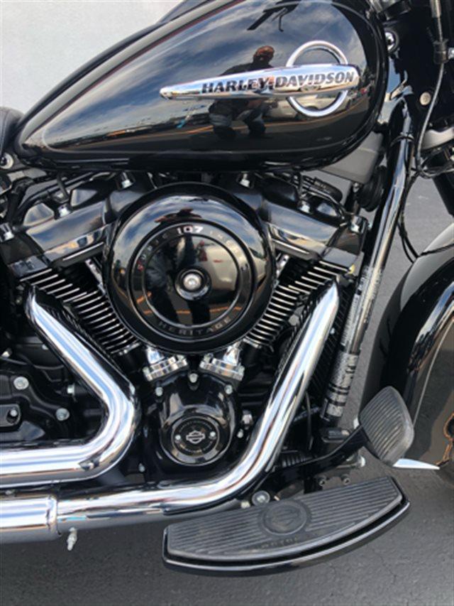 2018 Harley-Davidson Softail Heritage Classic at Thunder Harley-Davidson