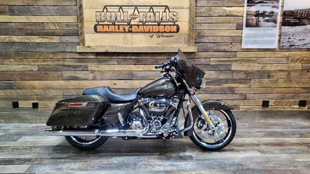 2021 Harley-Davidson Touring FLHX Street Glide at Bull Falls Harley-Davidson