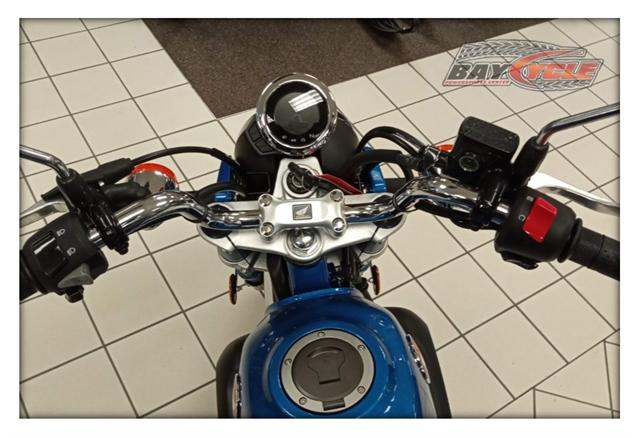 2020 Honda Monkey Base at Bay Cycle Sales