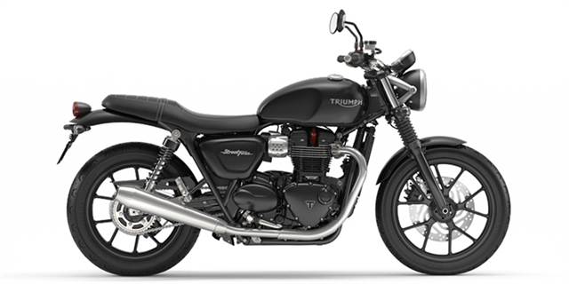 2018 Triumph Street Twin Base at Yamaha Triumph KTM of Camp Hill, Camp Hill, PA 17011