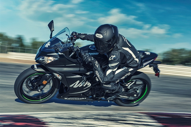 2017 Kawasaki Ninja 300 ABS Winter Test Edition at High Plains Harley-Davidson, Clovis, NM 88101