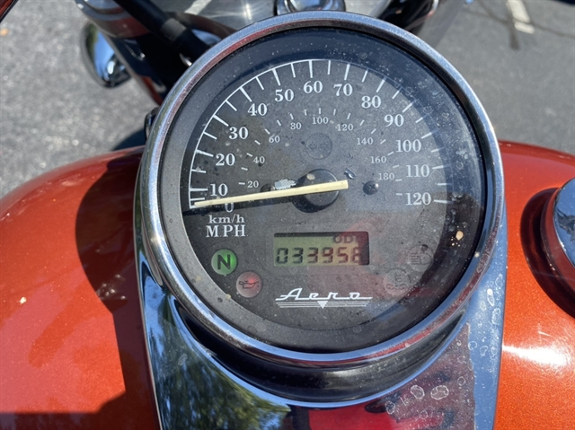 2006 Honda Shadow Aero at Southside Harley-Davidson