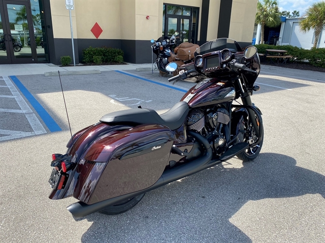 2021 Indian Chieftain Chieftain Dark Horse at Fort Myers