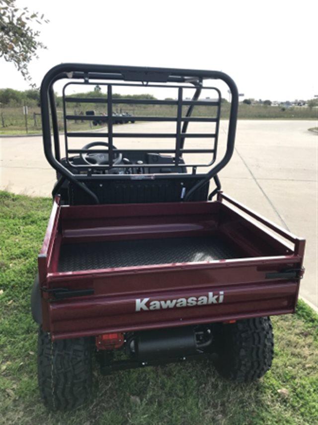 2019 Kawasaki Mule SX FI 4x4 at Dale's Fun Center, Victoria, TX 77904