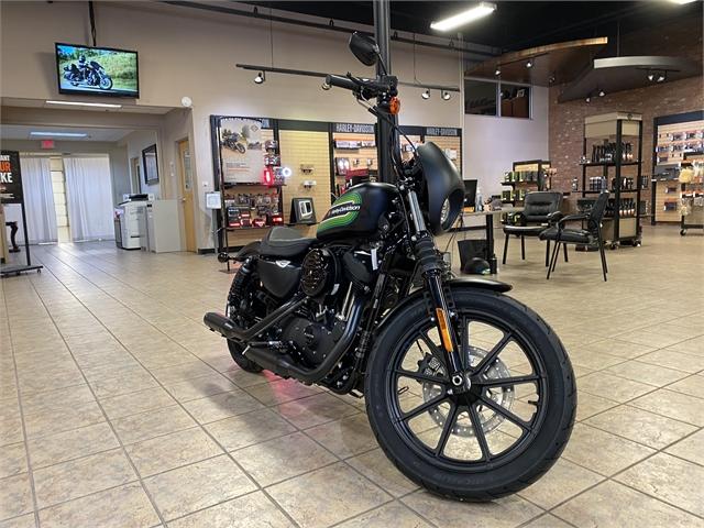 2021 Harley-Davidson Cruiser XL 1200NS Iron 1200 at Bumpus H-D of Jackson