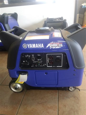 2019 Yamaha Power Portable Generator EF3000iSEB at Santa Fe Motor Sports