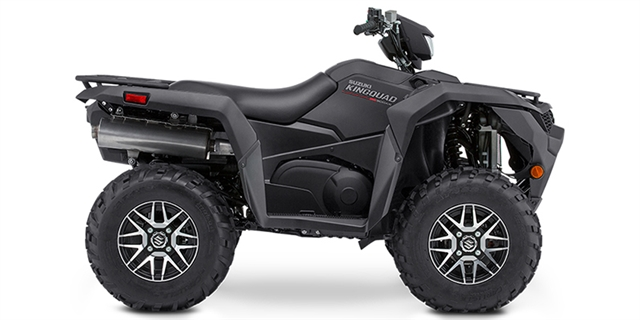 2019 Suzuki KingQuad 500 AXi Power Steering SE+ at Hebeler Sales & Service, Lockport, NY 14094