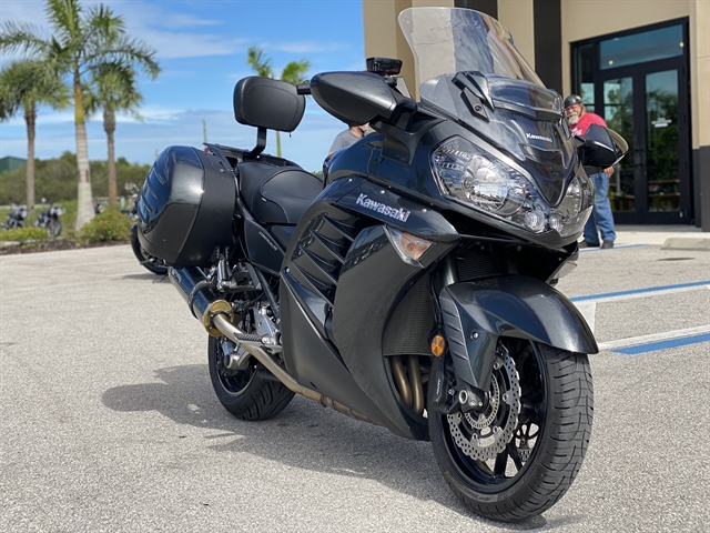 2018 Kawasaki Concours 14 ABS at Fort Myers