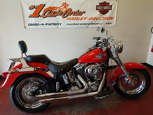 2011 Harley-Davidson Softail Fat Boy at #1 Cycle Center Harley-Davidson