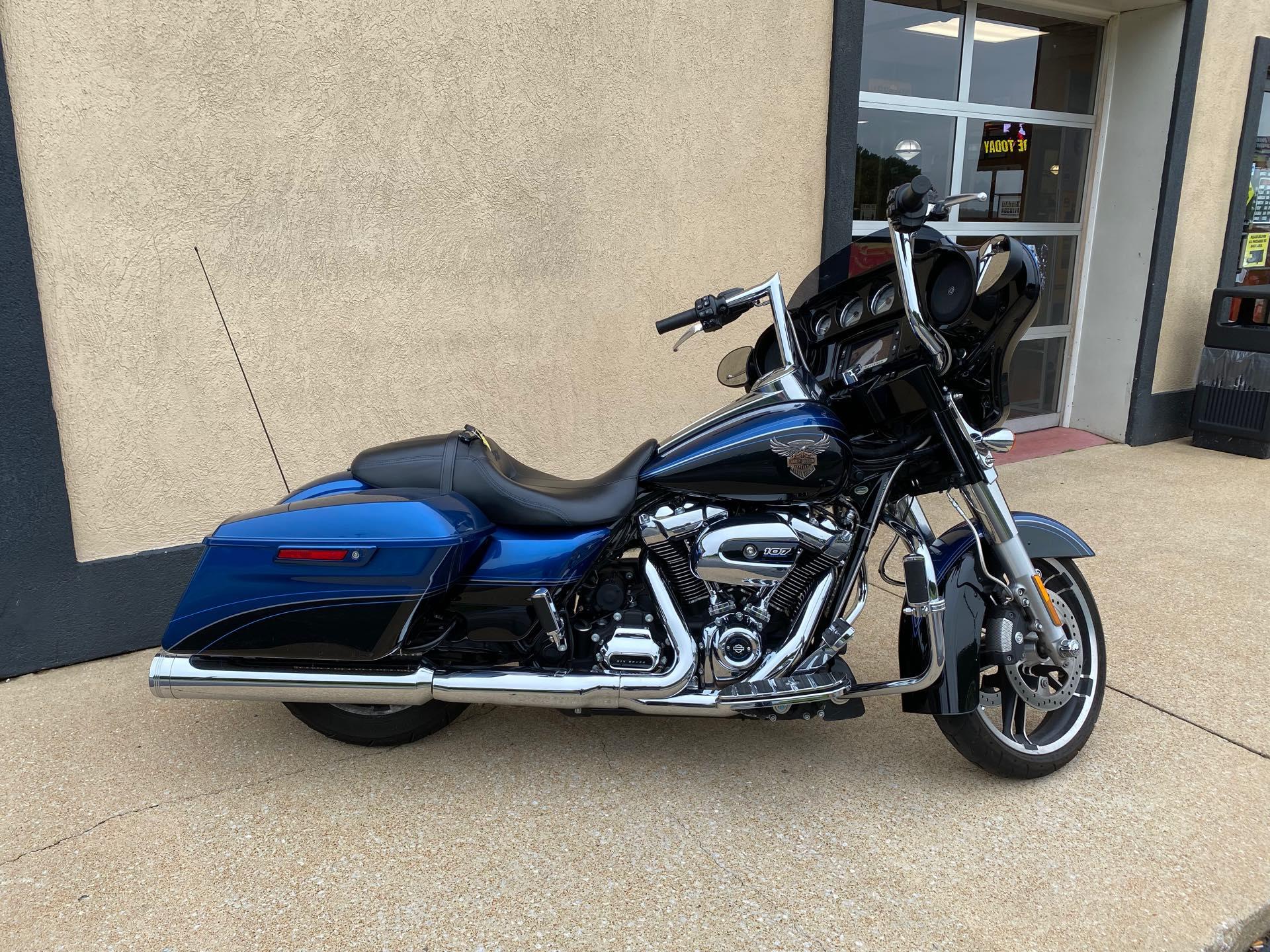 2018 Harley-Davidson Street Glide Special at Gold Star Harley-Davidson