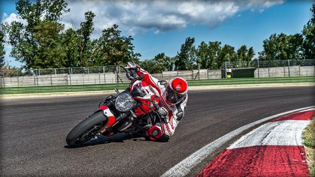 2016 Ducati Monster 1200 R at Wild West Motoplex