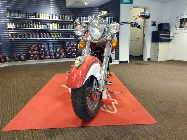 2001 Indian Chief at Power World Sports, Granby, CO 80446