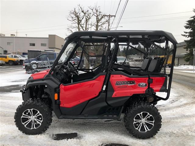 2016 Honda Pioneer 1000-5 DELUXE at Lynnwood Motoplex, Lynnwood, WA 98037