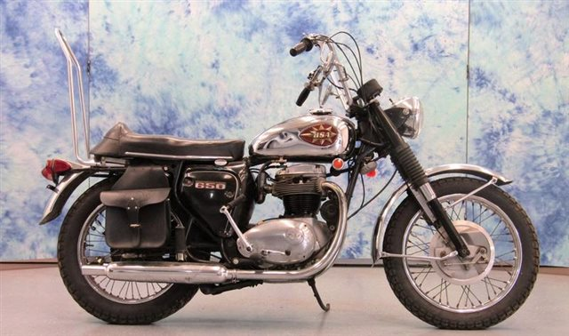 1965 BSA A65T at #1 Cycle Center Harley-Davidson