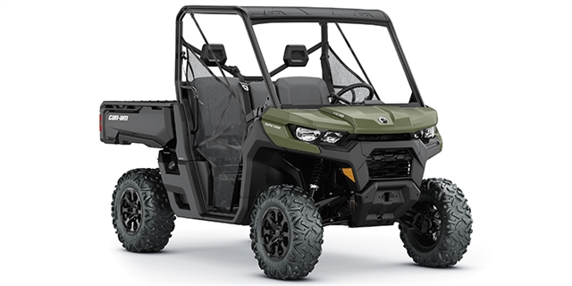 2021 Can-Am Defender DPS HD10 at Iron Hill Powersports