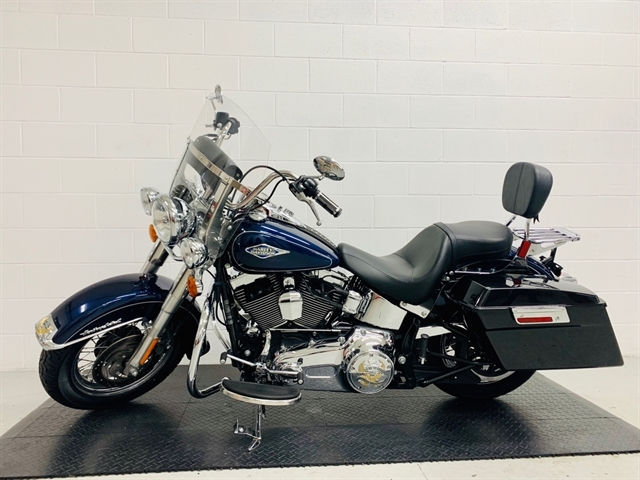 2013 Harley-Davidson Softail Heritage Softail Classic at Destination Harley-Davidson®, Silverdale, WA 98383
