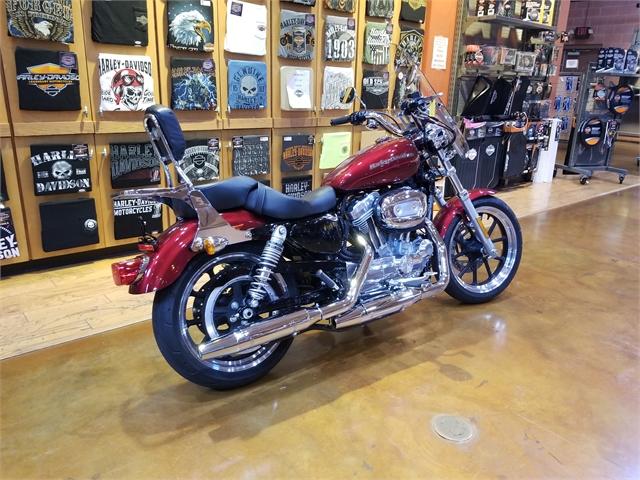 2016 Harley-Davidson Sportster SuperLow at Legacy Harley-Davidson