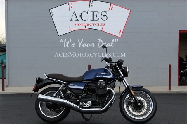 2021 MOTO GUZZI V7 SPECIAL 850 at Aces Motorcycles - Fort Collins