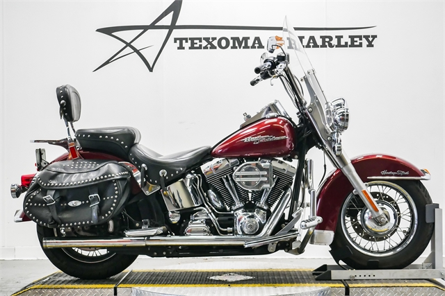 2006 Harley-Davidson Softail Heritage Softail Classic at Texoma Harley-Davidson