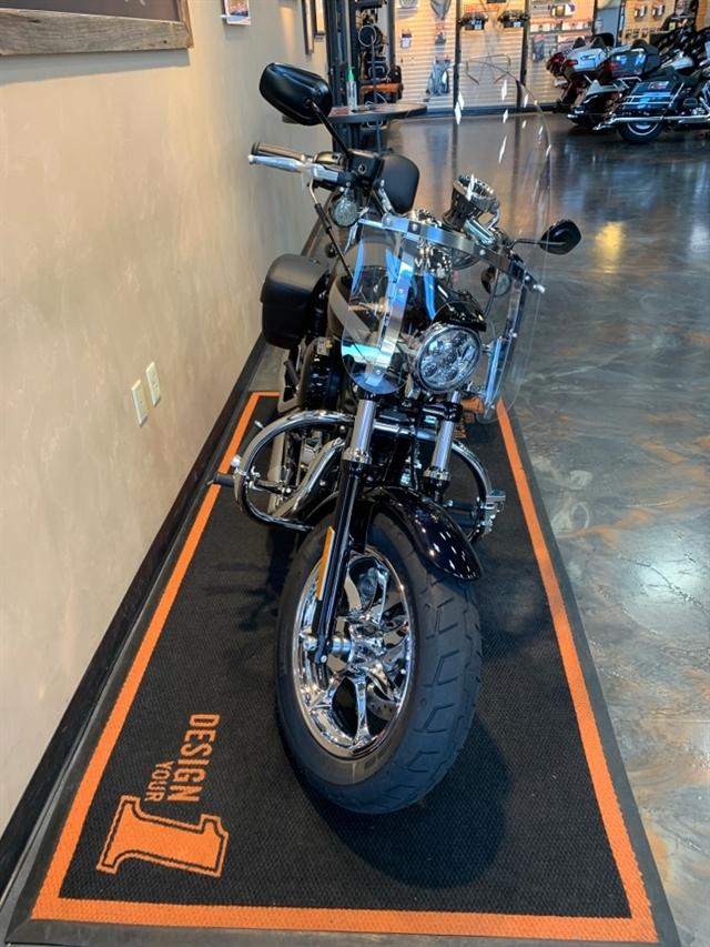 2019 Harley-Davidson Sportster 1200 Custom at Vandervest Harley-Davidson, Green Bay, WI 54303