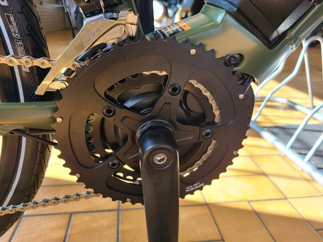 2020 Yamaha eBike CrossCore at Bobby J's Yamaha, Albuquerque, NM 87110