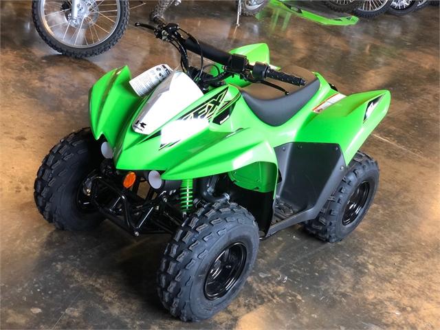 2021 Kawasaki KFX 50 at Powersports St. Augustine