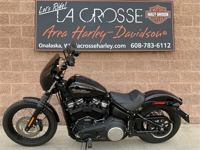 2018 Harley-Davidson Softail Street Bob at Great River Harley-Davidson